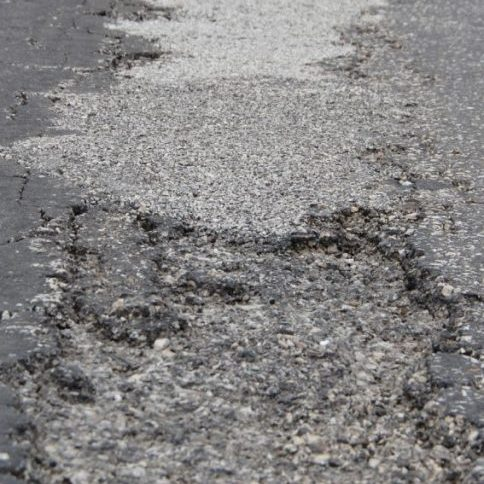 Poor road conditions on the lettered roads across northeast Missouri are a concern for drivers.